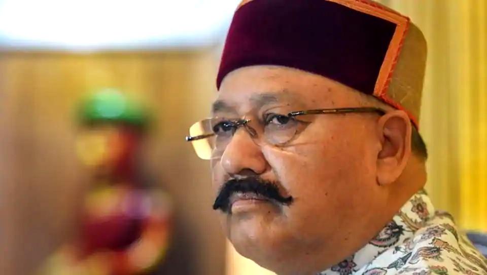 उत्तराखंड के पर्यटन मंत्री satpal maharaj l