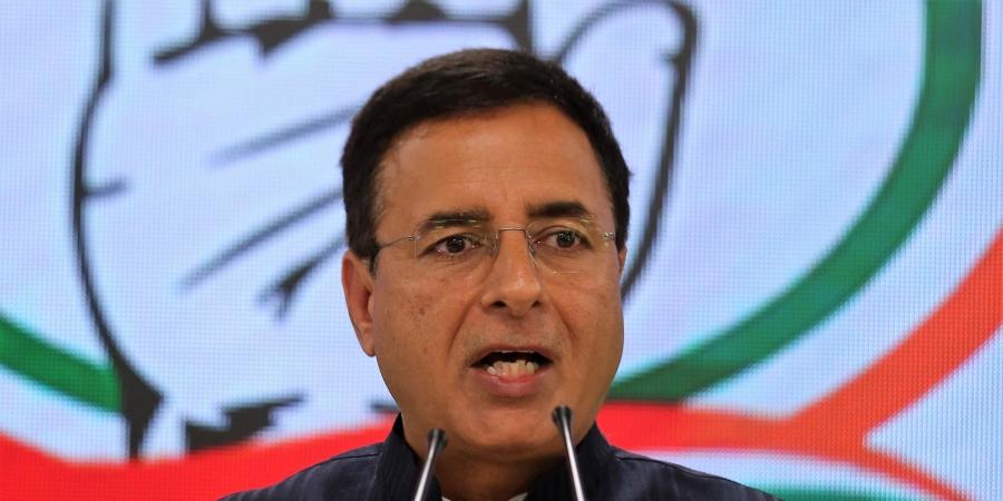 Randeep Singh Surjewala