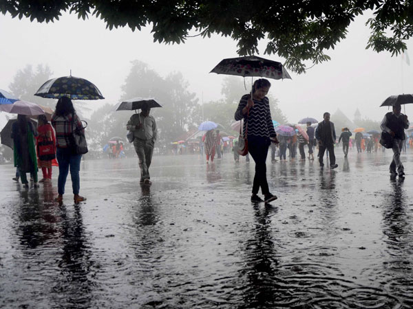 weather alert rain in uttarakhand