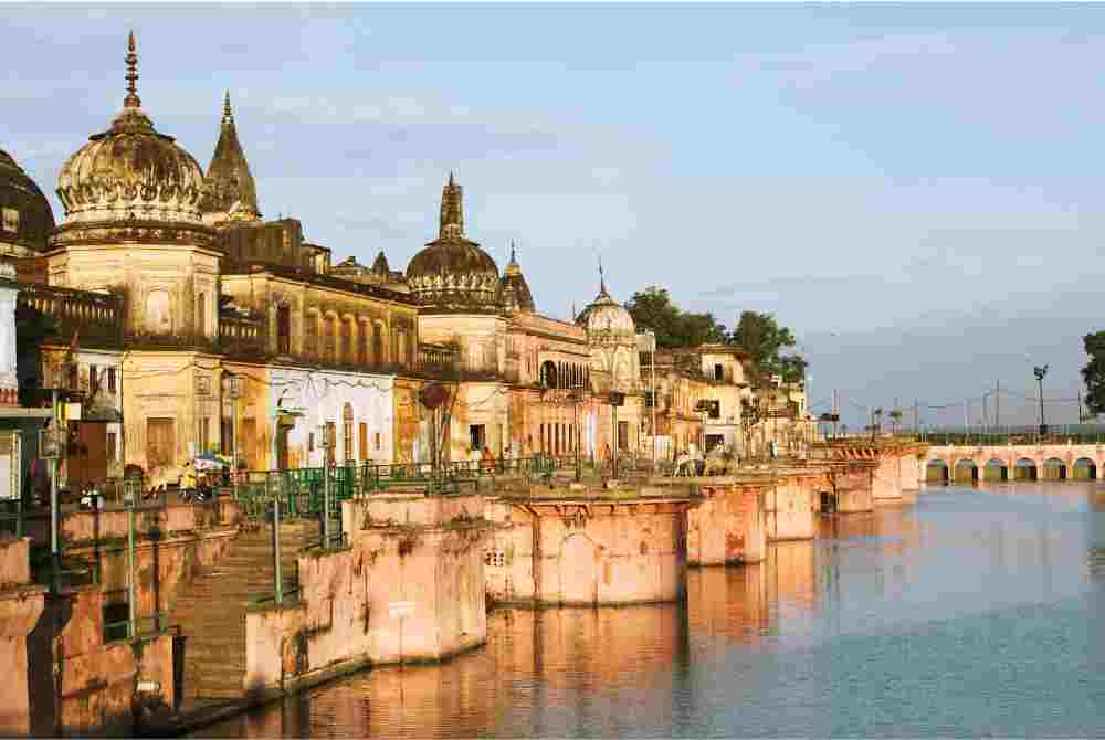ayodhya chourasi kosi parikrama