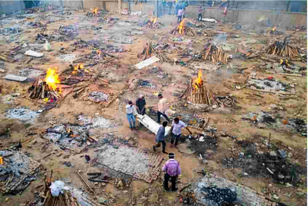 कोरोना से मौतें covid deaths in india
