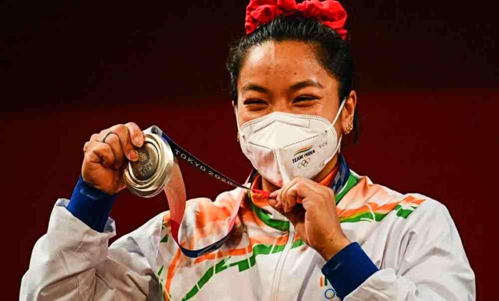 mirabai chanu India in Olympics