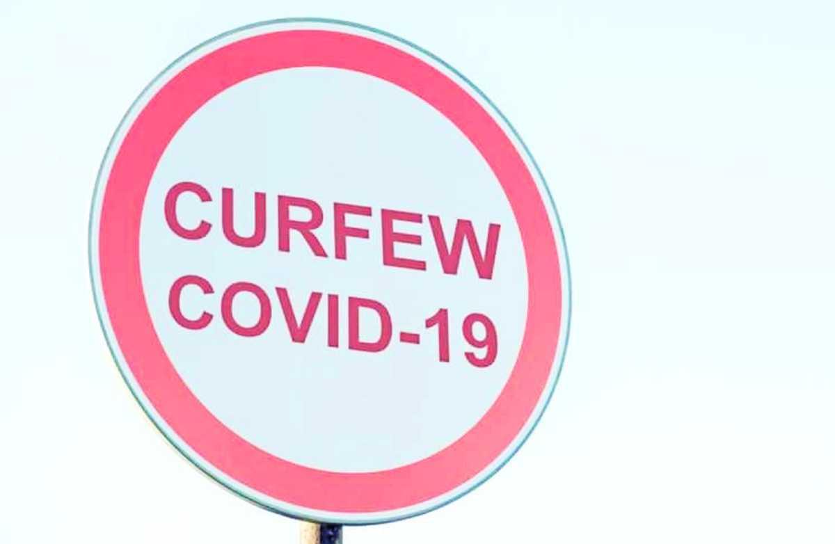 covid curfew