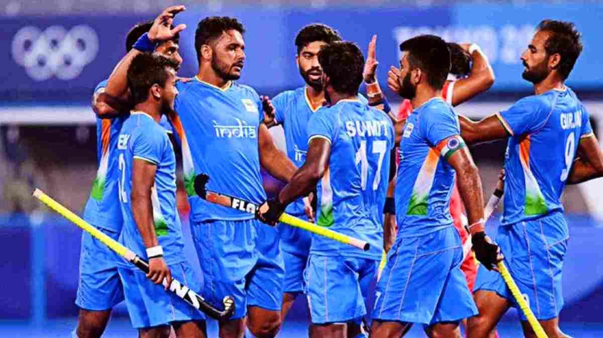 indian hockey team in tokyo olympics