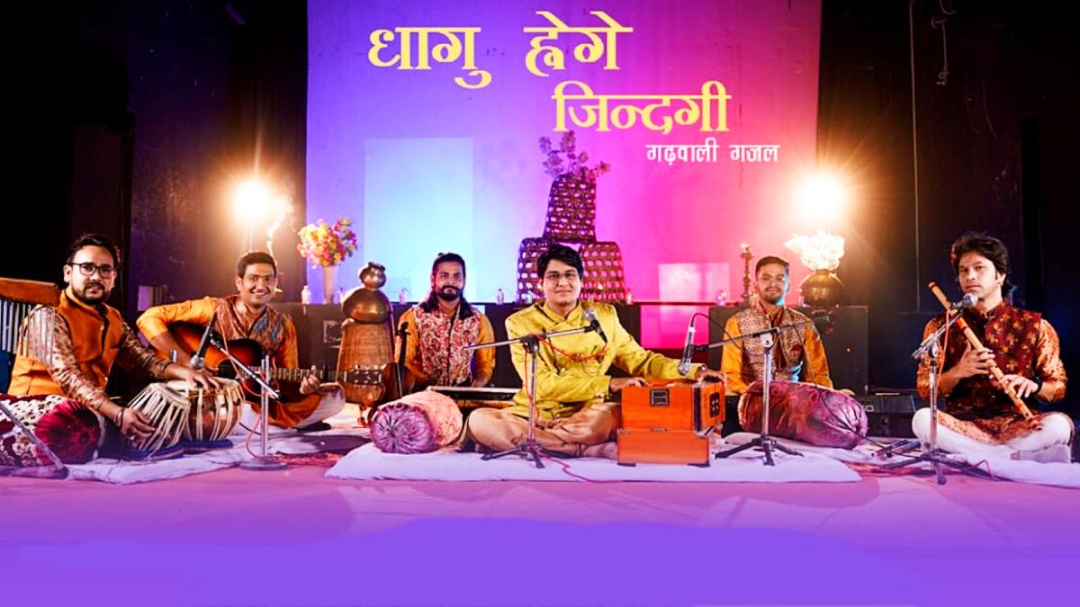 सौरव मैठाणी saurav maithani