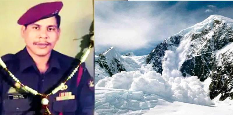 16 सालों तक बर्फ में दबा रहा सेना के जवान का शव anish tyagi story